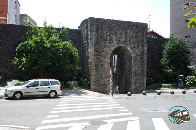 Arco de San Juan – Bermeo