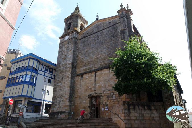 Iglesia de Santa Eufemia - Bermeo
