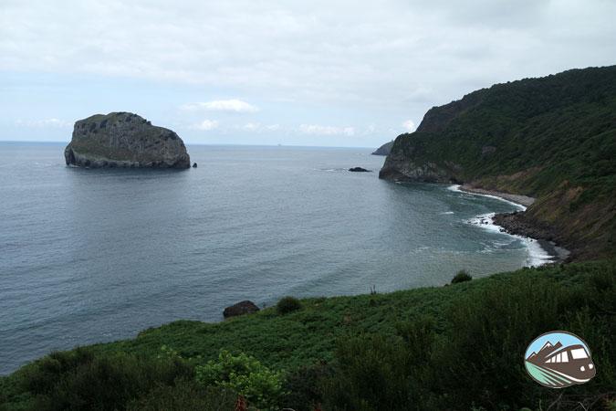 Isla de Akatz - San Juan de Gaztelugatxe