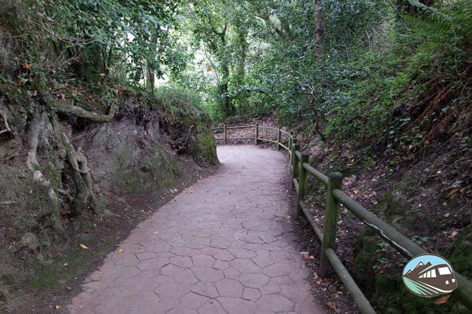Entrada Ermita de San Juan de Gaztelugatxe