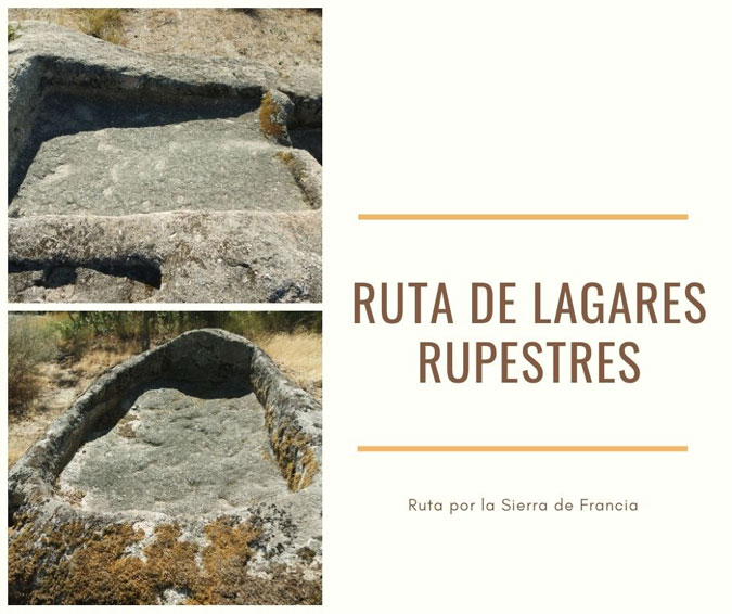 Ruta de los lagares rupestres – Portada