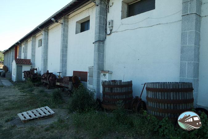 Bodega Cooperativa de San Esteban – Lagares Rupestres