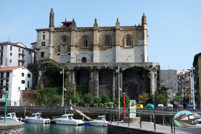 Iglesia de Santa María - Ondarroa