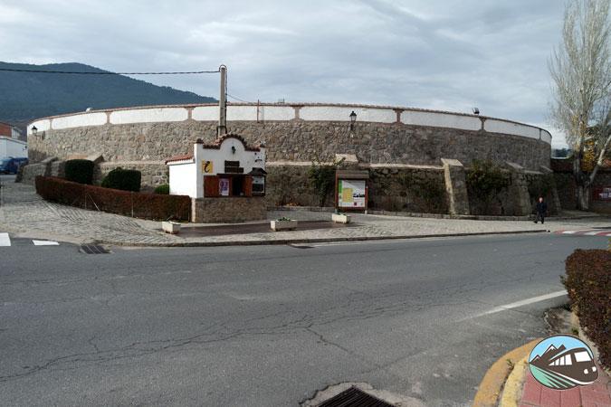 Plaza de toros – El TIemblo