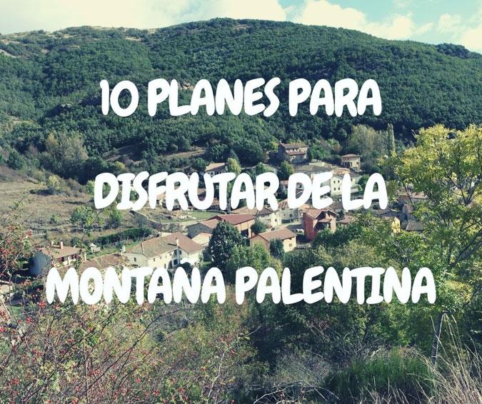 Montaña palentina – Portada