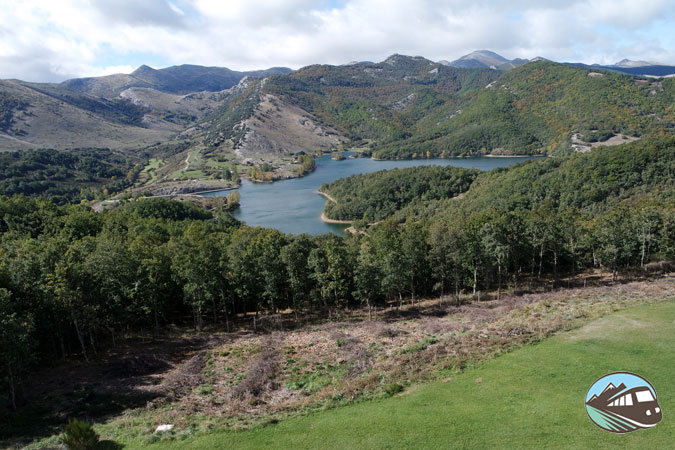 Embalse de Ruesga - Montaña Palentina