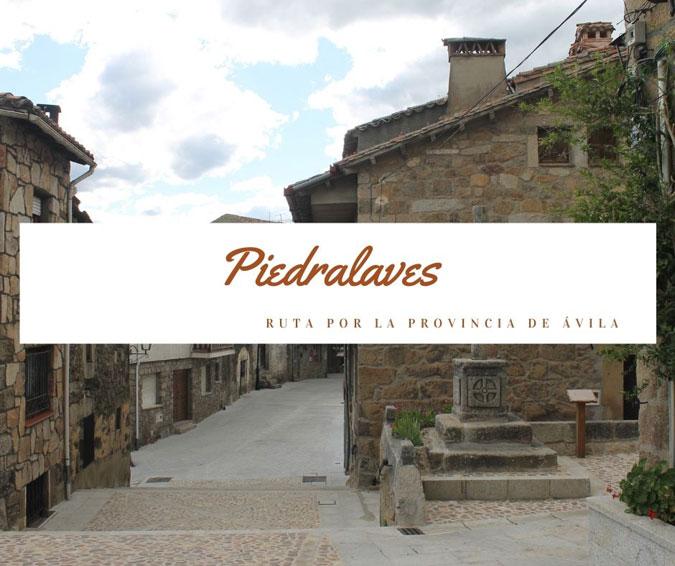 Piedralaves – Portada