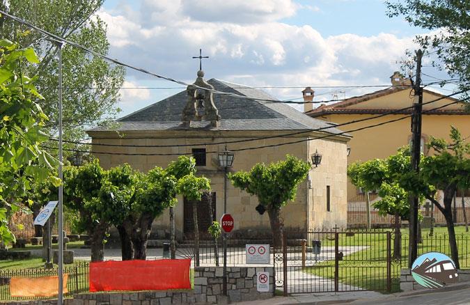 Ermita de San Roque - Piedralaves