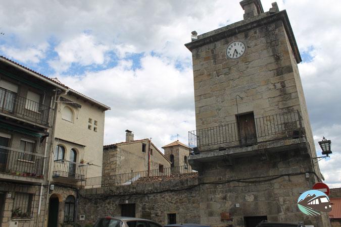 Torre del Reloj – Piedralaves