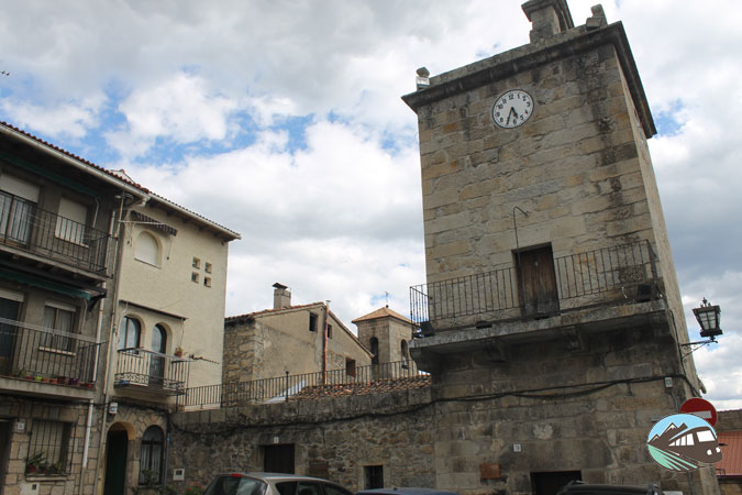 Torre del Reloj - Piedralaves