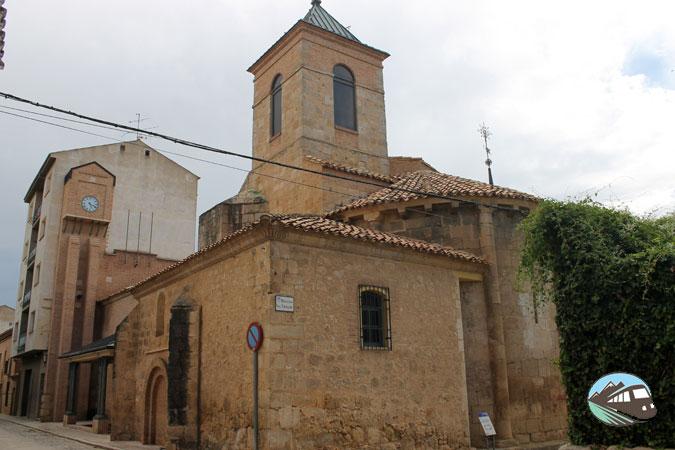 Iglesia San Vicente - Almazán