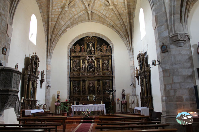 Iglesia de Nuestra Señora de la Muela - Monteagudo de las Vicarías