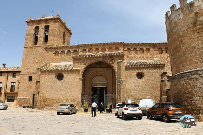 Iglesia de Nuestra Señora de la Muela – Monteagudo de las Vicarías