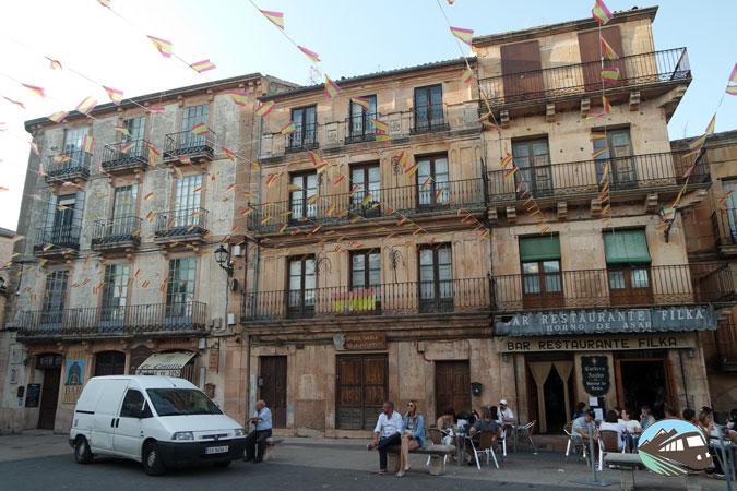 Plaza Mayor – Sepúlveda