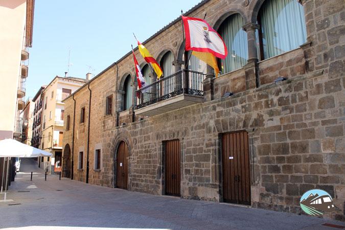 Ayuntamiento - Ágreda