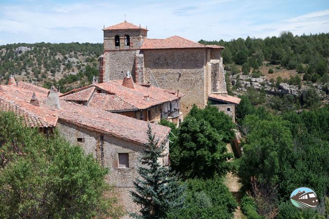 Iglesia de Santa María del Castillo - Calatañazor