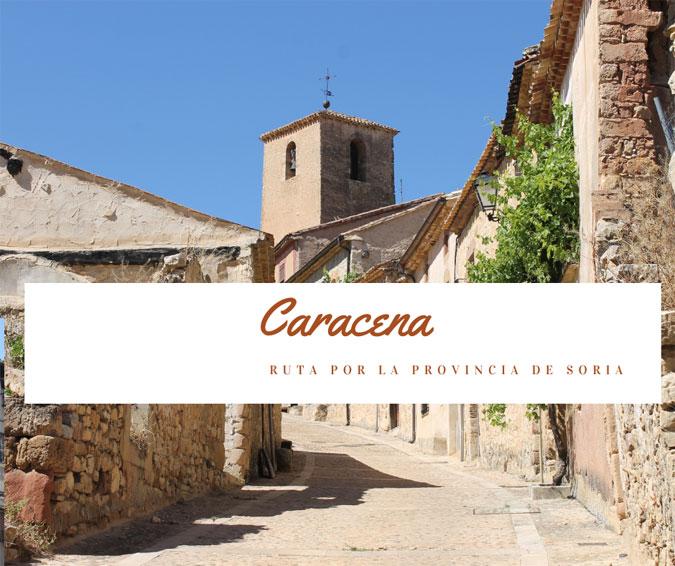 Caracena – Portada