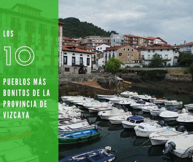 Pueblos de Vizcaya – Portada