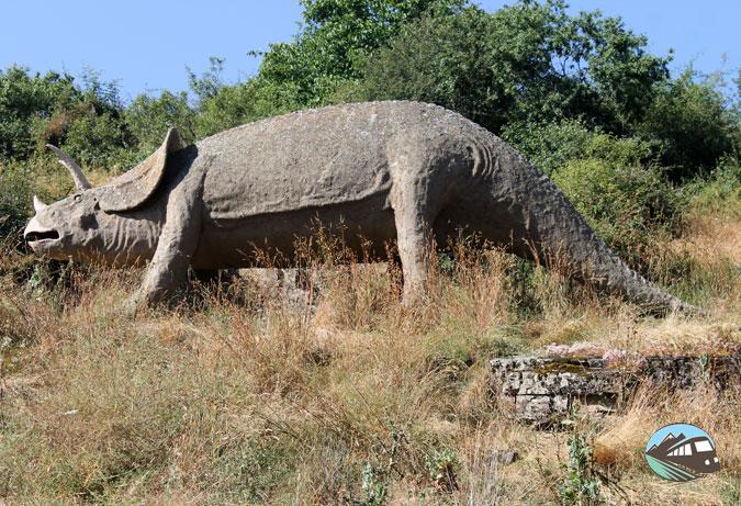 Triceratops – Ruta de las Icnitas