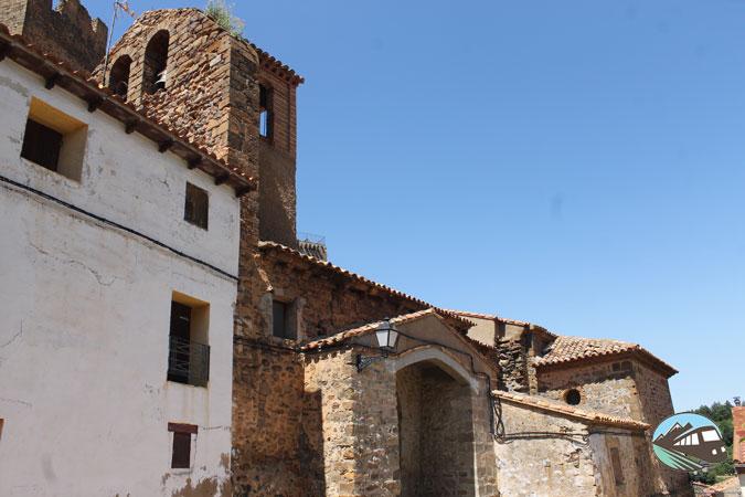 Iglesia de Nuestra Señora del Puerto - Vozmediano
