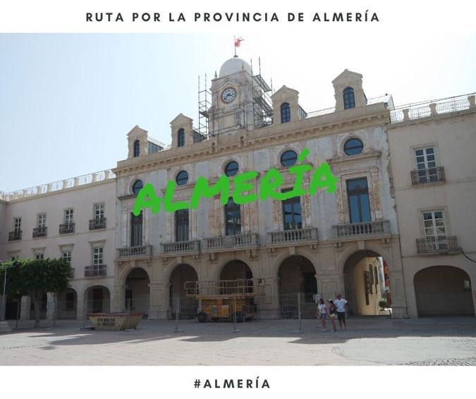 Almería – Portada