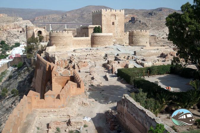 Alcazaba - Almería