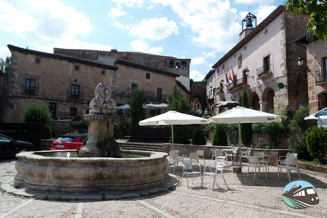 Plaza de España – Atienza