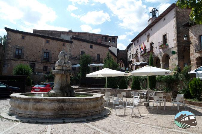 Plaza de España - Atienza