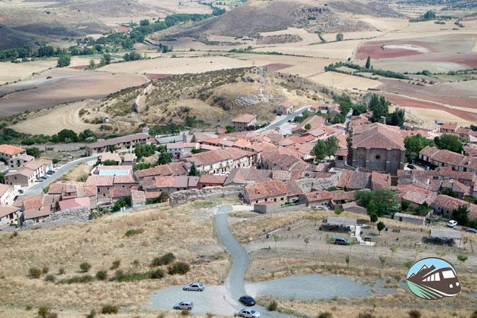 Vistas desde el Castillo de Atienza