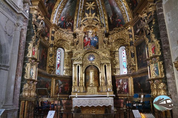 Iglesia de la Santísima Trinidad - Atienza