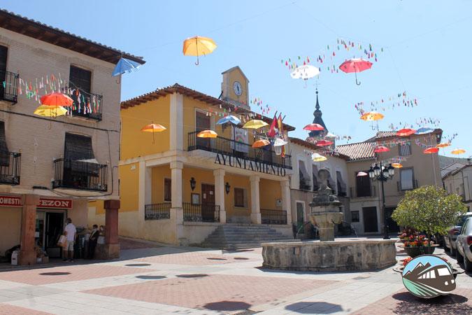 Plaza Mayor - Jadraque