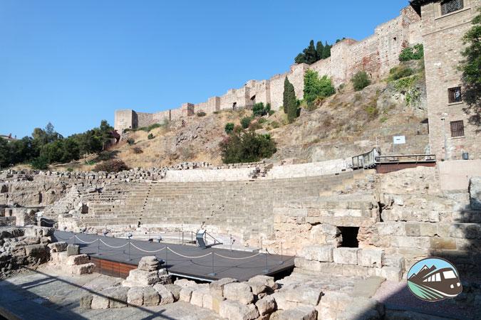 Teatro romano - Málaga