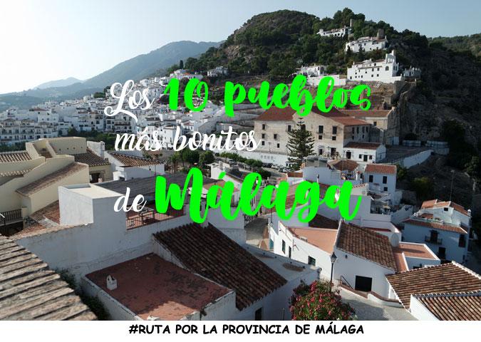 Pueblos de Málaga – Portada