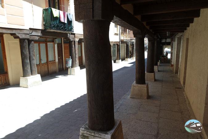 Calle Mayor - San Esteban de Gormaz