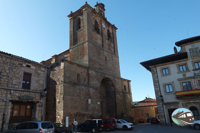 Iglesia de Nuestra Señora del Pino