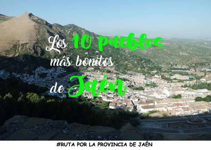 Pueblos de Jaén