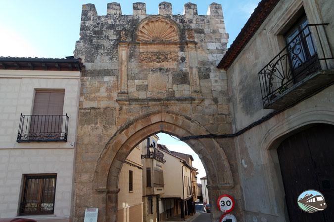 Puerta de Aguilera - Berlanga de Duero