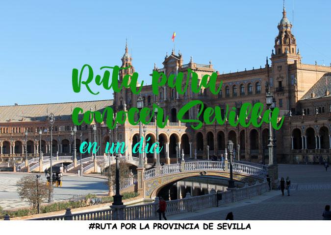 Sevilla en un día