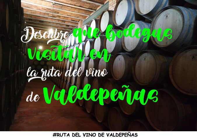 Ruta del Vino de Valdepeñas