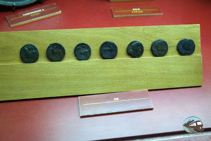 Monedas romanas - Iniesta