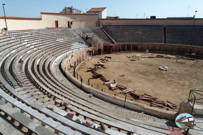 Plaza de toros - Iniesta