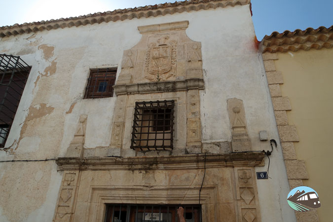 Casas hidalgas - Iniesta