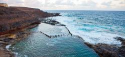 5 Estupendas piscinas naturales en Gran Canaria
