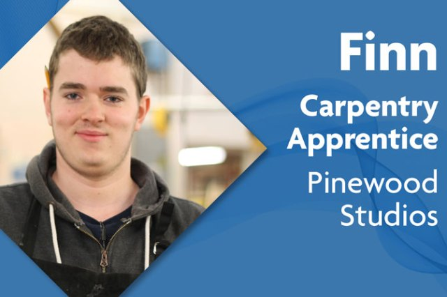 carpentry apprenticeship at Pinewood studios and Richmond upon Thames ...