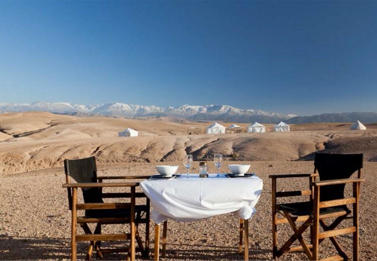 Vacaciones en el desierto