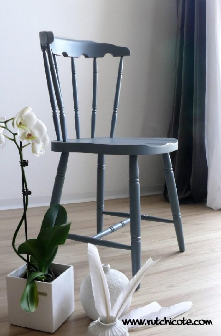 Reciclar una silla 1