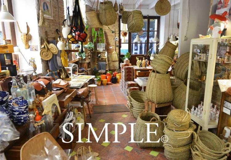 Simple, una tienda artesana
