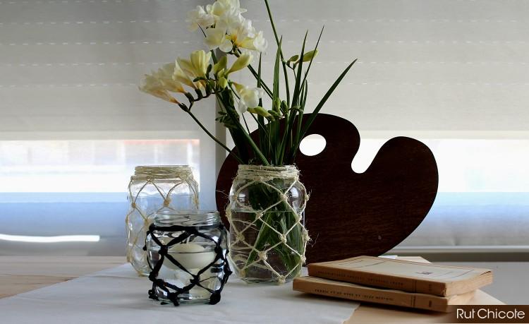 Botes-de-cristal-decorados-con-macramé