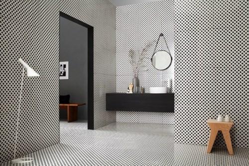 un-bano-en-blanco-y-negro