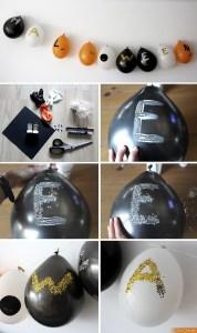 paso-a-paso-guirnalda-halloween-globos